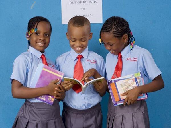 مدرسه ای در نیجریه